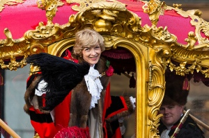 Lord Mayor on Her Parade