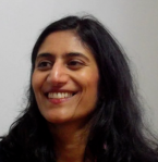 Harini is a candidate for GLA