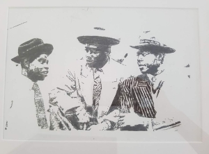 3 of the Windrush originals