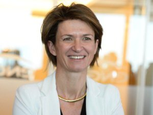 Kocher, the first woman to run one of the top 40 companies in France,
